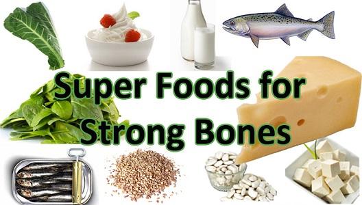 super foods for the bones